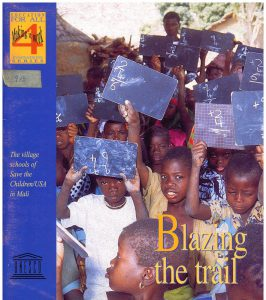 Book Cover: Blazing  the  trail    4