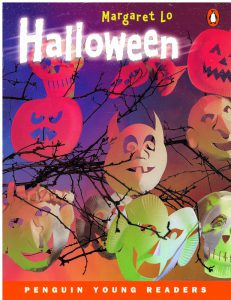 Book Cover: Halloween -  Level  2