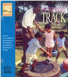 Book Cover: On The Right Track