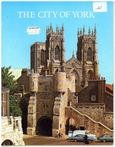 Book Cover: The City of York