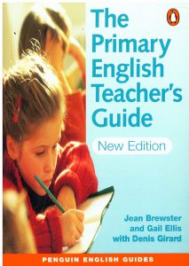 Book Cover: The Primary English Teacher's Guide - New Edition