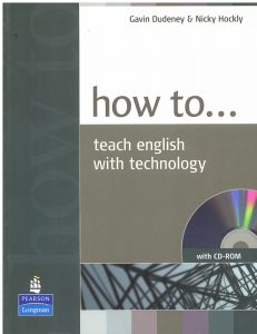 Book Cover: How to...-teach english - with technology - with CD-ROM
