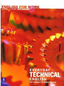 Book Cover: English For Work  - Everyday Technical English