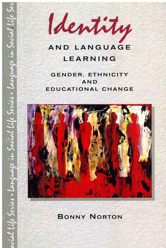Book Cover: Identity and Language Learning
