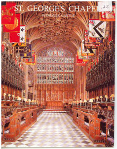 Book Cover: ST. George's Chapel