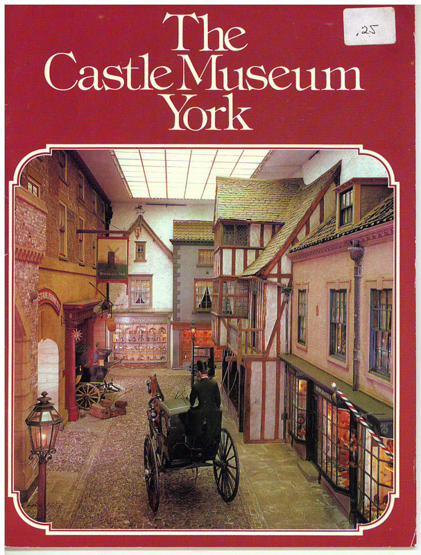 Book Cover: The Castle Museum York