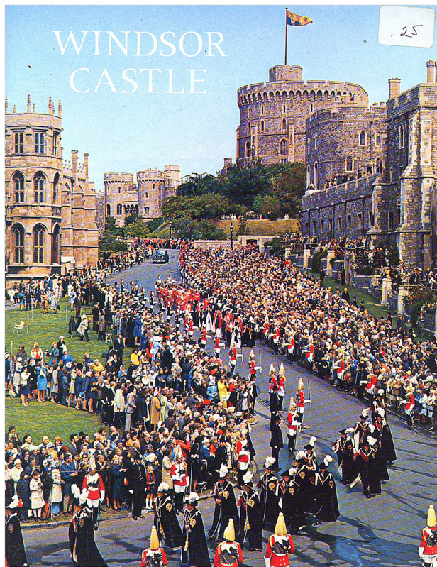 Book Cover: Windsor Castle